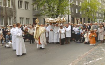 Ogłoszenia Parafialne – Uroczystość Trójcy Przenajświętszej 30.05.2021